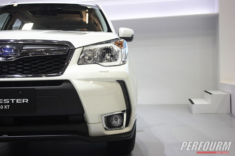 the launching all new subaru forester iims 2013 (9)