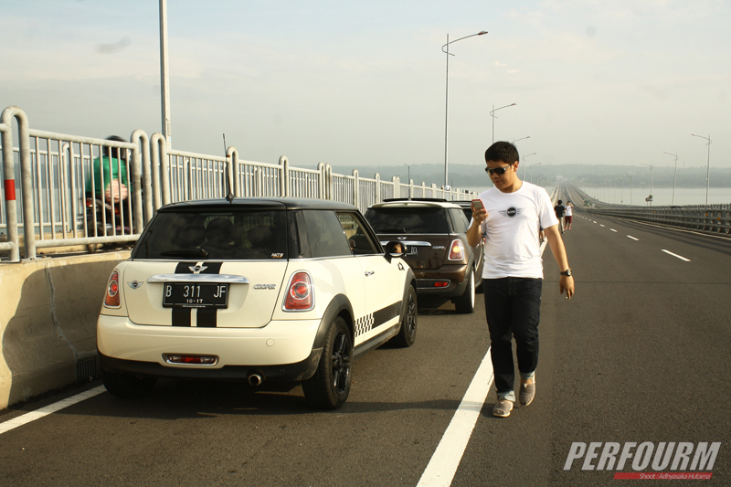 Rio Indonesia MINI  Club Surabaya Morning run (3)