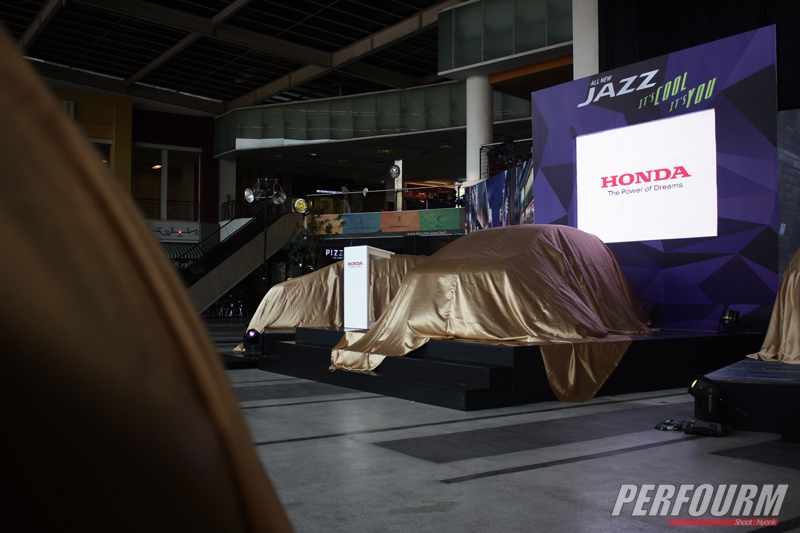 launcing the al new honda jazz GK5 (2)