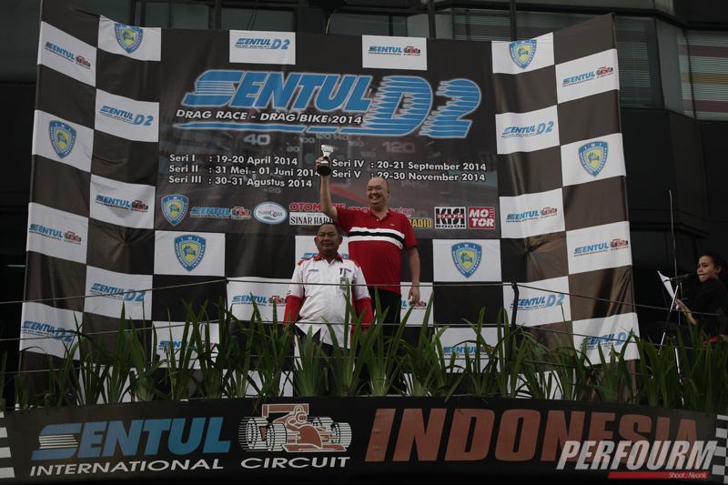 Sentul drag race round 1 2014