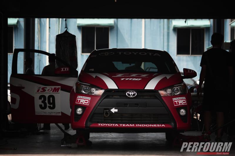 TTI TRD is back.Perfourm.com.Bayu Sulistyo (5)
